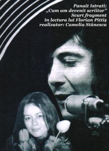 """""""Moţu"""" Pittiş a fost interpretul ideal al lui Panait Istrati în dramatizările radiofonice"""