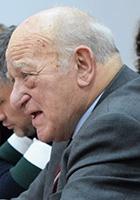 Aurel Vainer, președintele Federației Comunităților Evreiești din România