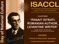 """PANAIT ISTRATI: ROMANIAN AUTHOR, LEVANTINE WRITER"""