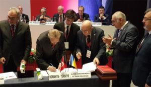 Parteneriat între Institutul de Studii Avansate pentru Cultura și Civilizația Levantului și Fundația Marmara