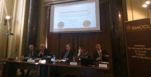 """Conferința internațională """"De la confruntare la dialog: Europa și evoluția discursului cultural, religios și politic în Orientul Mijlociu"""