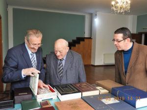 Protocol de colaborare cu Federația Comunităților Evreiești din România – Cultul Mozaic