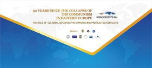 Conferința internațională 30 de ani de la prăbușirea comunismului în Europa de Est. Rolul diplomației culturale în dezamorsarea conflictelor înghețate