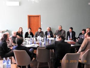 Atelier Exploratoriu despre implicarea României în susținerea proiectelor europene de cercetare științifică, la ISACCL
