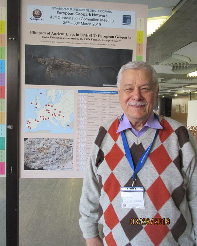 A 43-a reuniune a Rețelei UNESCO a Geoparcurilor europene, Aalen, Germania