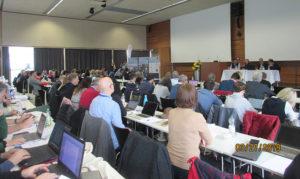 A 43-a reuniune a Rețelei UNESCO a Geoparcurilor europene (Aalen, Germania, 26-30 martie 2019)