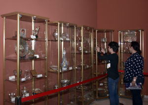Comori și mărturii ale prețuirii. Minerale. Artefacte de metale prețioase și pietre semiprețioase. Colecția Emil Constantinescu