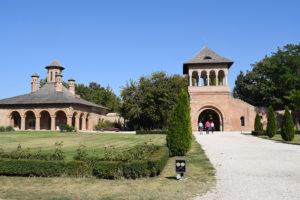 Vizită la Palatul brâncovenesc de la Mogoșoaia