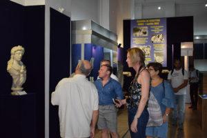 Vizită la Muzeul de Istorie Națională și de Arheologie din Constanța