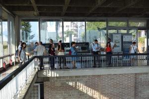 Vizită la Edificiul Roman cu Mozaic