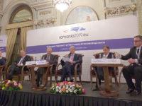 """Emil Constantinescu a participat la Conferința internațională """"După 30 de ani: Lecții din trecut, provocări ale prezentului, inspirație pentru viitor"""""""