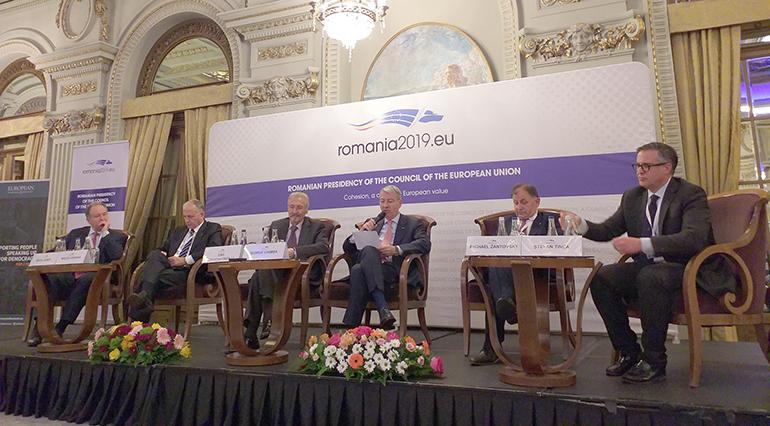 """Conferința internațională """"După 30 de ani: Lecții din trecut, provocări ale prezentului, inspirație pentru viitor"""""""