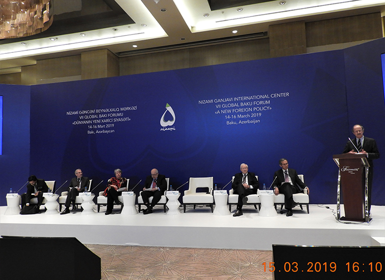 The 7th edition of the International Forum in Baku