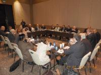 Masă rotundă cu tema Leadership-ul global în secolul XXI, la Baku