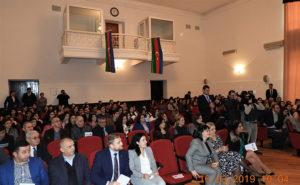 """Conferința Internațională """"10 ani de parteneriat strategic între România și Azerbaidjan"""""""