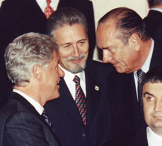 18 noiembrie 1999, Summit OSCE la Istanbul