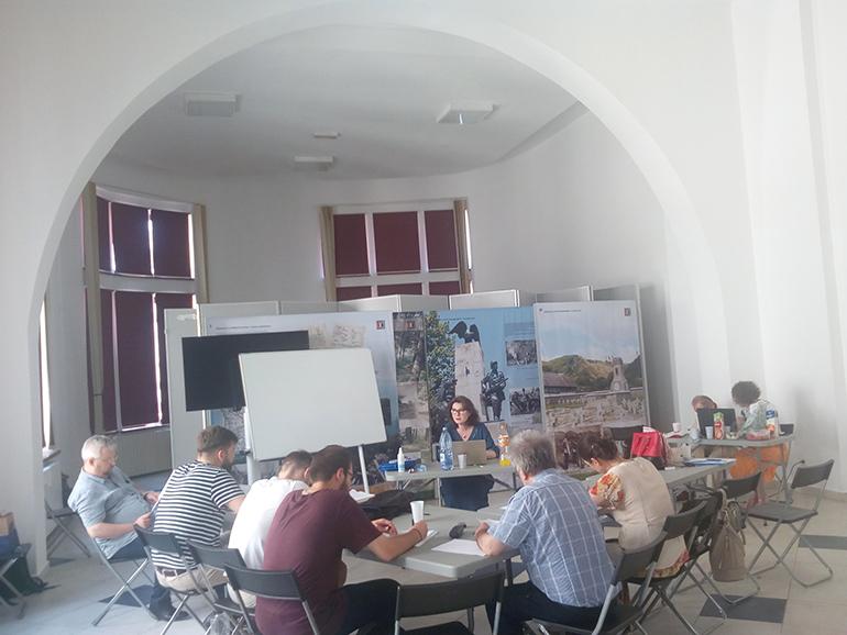 Institutul de Studii Avansate pentru Cultura și Civilizația Levantului, a organizat cea de-a doua ediție a Școlii de vară de limbă greacă veche