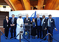 Inițiativa Levant pentru Pace Globală, promovată de Emil Constantinescu în Consiliul Europei