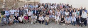 """A 44-a reuniune a Rețelei europene a geoparcurilor UNESCO și a 15-a Conferință UNESCO a Geoparcurilor din lume, desfășurată sub deviza: """"Geoparcurile: Memoria Pământului-Viitorul Oamenilor"""""""