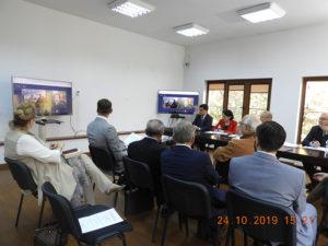 Din New Delhi la București, omagiu adus lui Nicolae Georgescu-Roegen, un inovator al științelor economice
