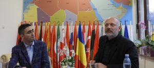 Institutul de Studii Avansate pentru Cultura și Civilizația Levantului președinte Emil Constantinescu