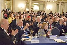 30 de ani de la prăbușirea comunismului în Europa de Est. Rolul diplomației culturale în dezamorsarea conflictelor înghețate - președinte, Emil Constantinescu