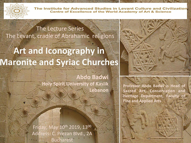 Art and Iconography in Maronite and Syriac Churches