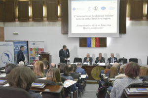 """1st International Conference on Blue Growth in the Black Sea Region: """"Ecosystem Services on River-Sea Macro-ecosystems"""""""