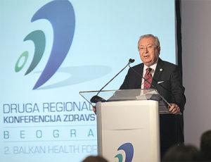 Dr. Akkan Suver Președinte - Marmara Group Foundation Istanbul – Turcia