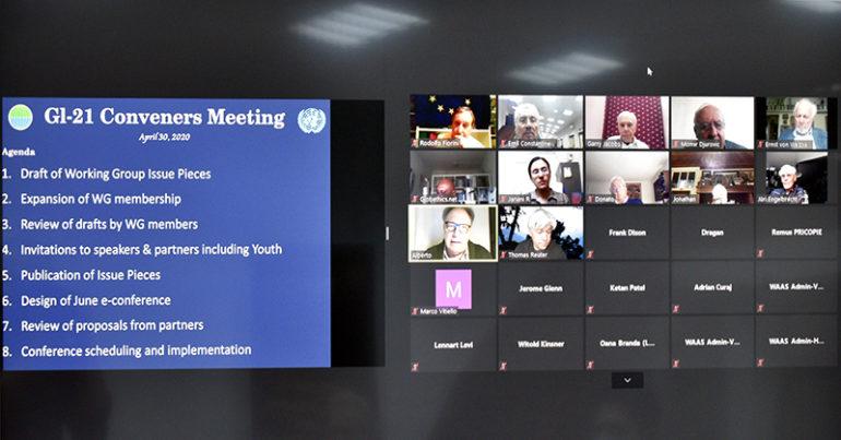 """Biroul Națiunilor Unite de la Geneva, împreună cu Academia Mondială de Artă și Știință și Institutul de Studii Avansate pentru Cultura și Civilizația Levantului, organizează în perioada 15-19 iunie 2020 conferința """"Global Leadership for the 21st Century. Strategies for Transformative Global Leadership"""""""