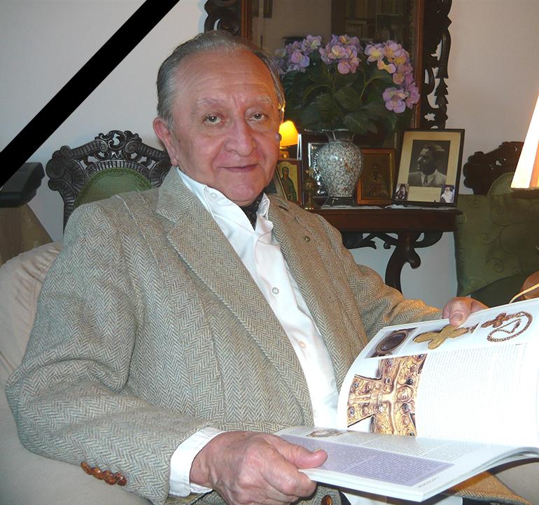 IN MEMORIAM Alexandru Barnea (1944-2020)