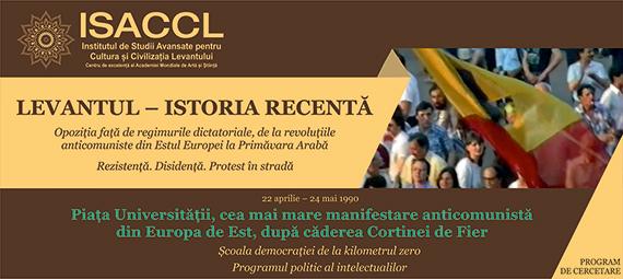 30 de ani de la retragerea intelectualilor de la manifestațiile anticomuniste din Piața Universității după votul din Duminica Orbului 24 mai 1990