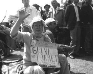 Oameni în greva foamei Sorin Roșca Stănescu