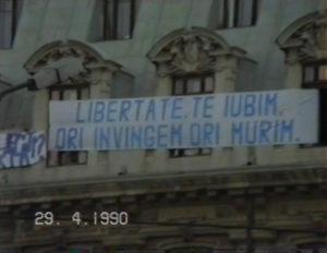 """Libertate, te iubim, ori învingem, ori murim!"""