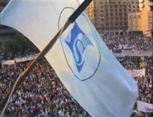 """Marian Munteanu: """"Această piață este locul Libertății noastre!"""""""