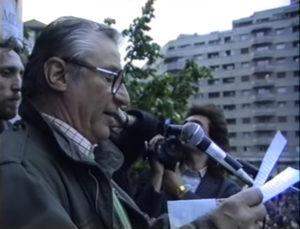 Protestul intelectualilor români