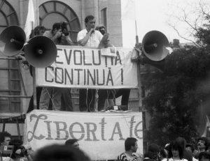"""Istorie pe viu """"Libertate te iubim, ori învingem, ori murim"""" Roxana Iordache"""