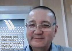 Moderator: prof. Eden Mamut, secretar-general al Rețelei Universităților de la Marea Neagră