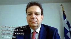 Prof. Perikles Mitkas, președintele Rețelei Universităților de la Marea Neagră, Grecia: Rolul salvator al tehnologiei?