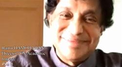 Ramu Damodaran, director al UN Academic Impact: Patru căi de acțiune