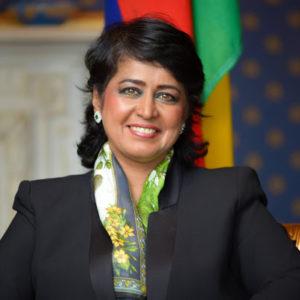 Ameenah Gurib-Fakim, fost președinte al Republicii Mauritius și cercetător în domeniul biodiversității
