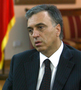 Filip Vujanovic, fost președinte al Muntenegrului