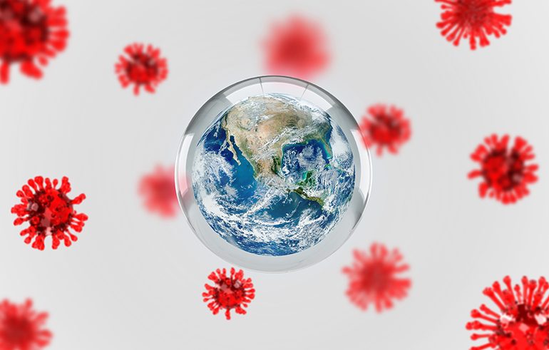 Lumea post-pandemia COVID-19: o viziune umanistă pentru o dezvoltare durabilă