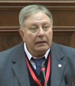 Alberto Zucconi (președinte al Institutului Centrat pe Persoană, Italia și trezorier WAAS)