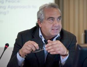Donato Kiniger-Passigli (reprezentantul WAAS la Biroul ONU de la Geneva)