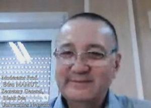 Prof.univ.dr. Eden Mamut, Secretar-General al Rețelei Universităților de la Marea Neagră