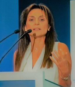 Prof. Phoebe Koundouri, Universitatea din Atena - moderator
