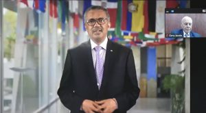 Tedros Adhanom Ghebreyesus (director-general, Organizația Mondială a Sănătății)