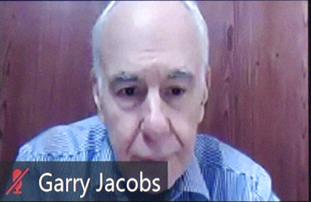 Garry Jacobs, președinte & CEO - Academia Mondială de Artă și Știință