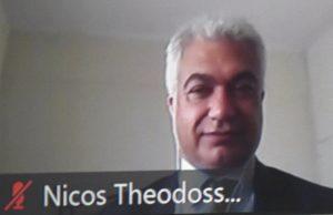 Nikolaos Theodossiou, președintele Rețelei de Soluții pentru Dezvoltare Durabilă, filiala Marea Neagră